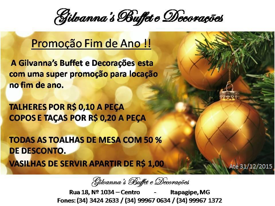 Gilvanna's Buffet e Decorações – Gilvanna Assessoria ...